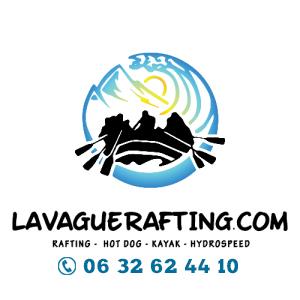 La Vague Rafting - Rafting sur la Durance  Eygliers Guillestre Vars Risoul Hautes Alpes